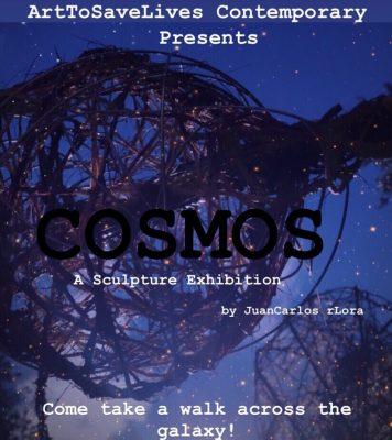 Cosmos - Extraordinary Sculpture Installation Exhi...
