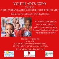 Youth Art on HIV/AIDS Expo