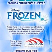 Florida Children's Theatre Presents: Frozen, Jr.
