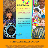 Mesoamerican Danza at Sunrise Civic Center