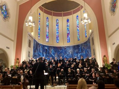 Nova Singers Holiday Concert