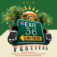 Exit 36 Slam Poetry Festival