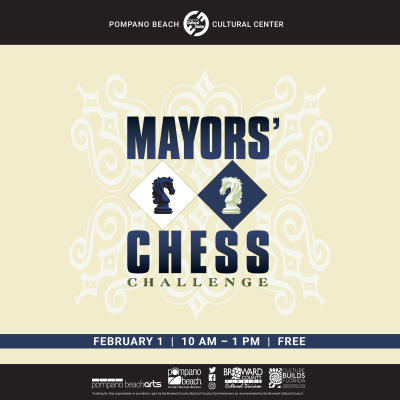 Pompano Mayors' Chess Challenge