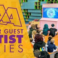 Young At Art Winter Guest Artist Series: Christopher Ian Macfarlane