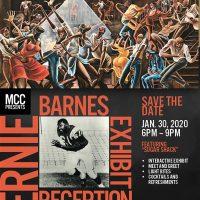 Sugar Shack: An Earnie Barnes Expo Reception