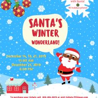 Santa's Winter Wonderland at Fantasy Theatre Factory