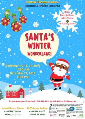 Santa's Winter Wonderland at Fantasy Theatre Facto...