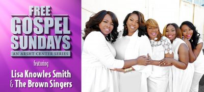 Free Gospel Sundays: Lisa Knowles Smith and The Br...