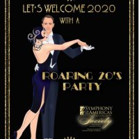 Roaring 20's Party with the Symphony of the Americas Society