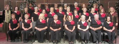 Broward Women's Choral Group Holiday Performance a...