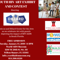 Youth HIV Art Exhibit and Contest