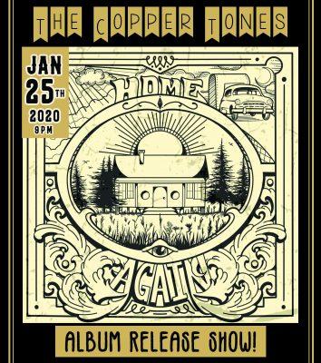 The Copper Tones Album Release Party
