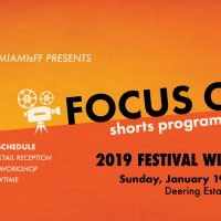 Short Series: Focus on 2019 Festival WInners