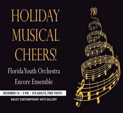 Holiday Musical Cheers presented by Florida Youth ...