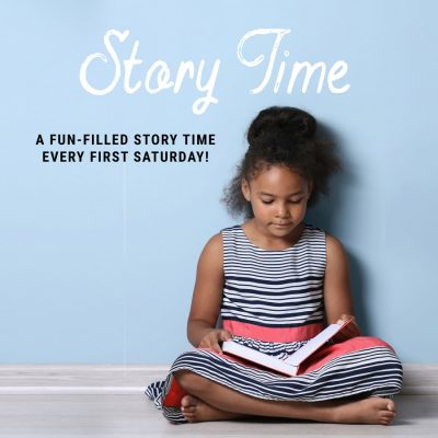 Story Time at the Blanche Ely House Museum