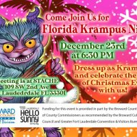 Florida Krampus Night