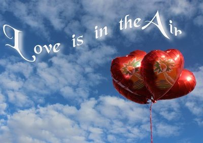 Love is in the Air Call to Artists