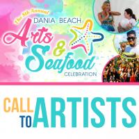 2020 Call to Artist-Dania Beach Arts and Seafood C...