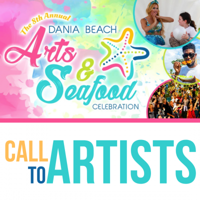 2020 Call to Artist-Dania Beach Arts and Seafood C...