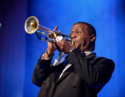 Troy Anderson: A Tribute to Louis Armstrong