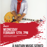 Haitian and World Music Series - Chardavoine and the Evolution