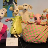 World of Puppetry Exhibit