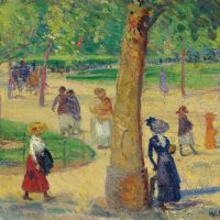 William J. Glackens on Paper Lecture by Carol Troyen