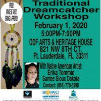 Traditional Dreamcatcher Workshop
