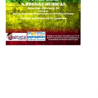 Power Game - A Reggae Musical