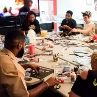 What's Your Elephant? An Art Making Workshop