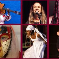 Women Crossing the Line Performance Festival