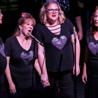 Singing Valentines from South Florida Jubilee Chorus