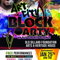 Art of the City: Blocky Party • Fort Lauderdale Edition