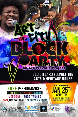 Art of the City: Blocky Party Fort Lauderdale Edition