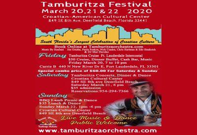 South Florida Tamburitza Orchestra Folk Music Festival Weekend