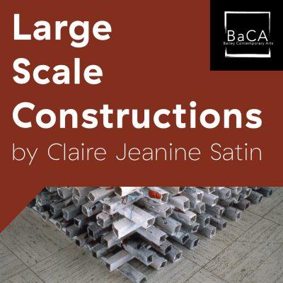 Conceptual Large Scale Sculptures Exhibition at Ba...