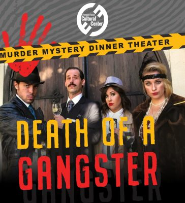 Death of a Gangster - Murder Mystery Dinner Theate...