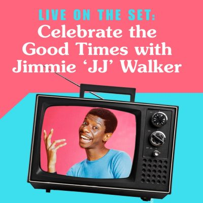 "Live on the Set: Good Times with Jimmie ""JJ"" W..."