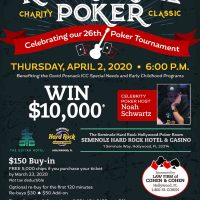 Rock and Roll Charity Poker Classic