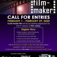 PBS South Florida 3rd Annual Film Makers Program