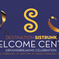 Destination Sistrunk Welcome Center Ribbon Cutting Celebration