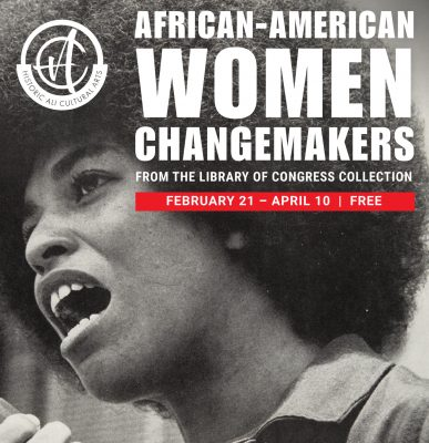 African American Women Changemakers Exhibition