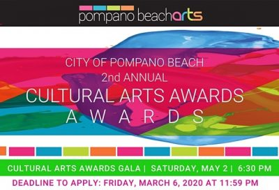 CALL FOR ENTRIES - 2nd Annual Cultural Arts Awards...
