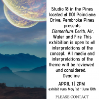 Elementum Call to Artists