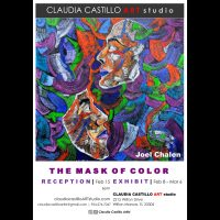the MASK of COLOR Opening Reception