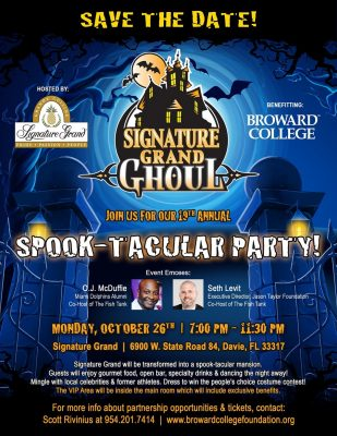 19th Annual Signature Grand Ghoul