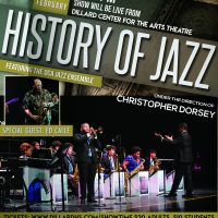 The History of Jazz with special guest Ed Calle