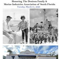 25th Annual History Fort Lauderdale History Makers Fundraiser Honoring The Denison Family & MIASF