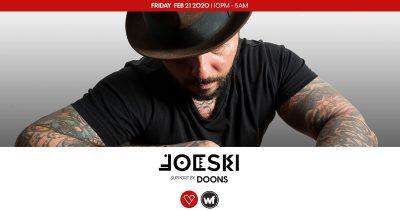 Heart presents Joeski