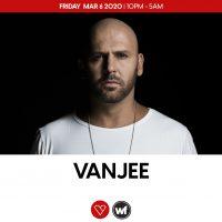 HEART presents Vanjee